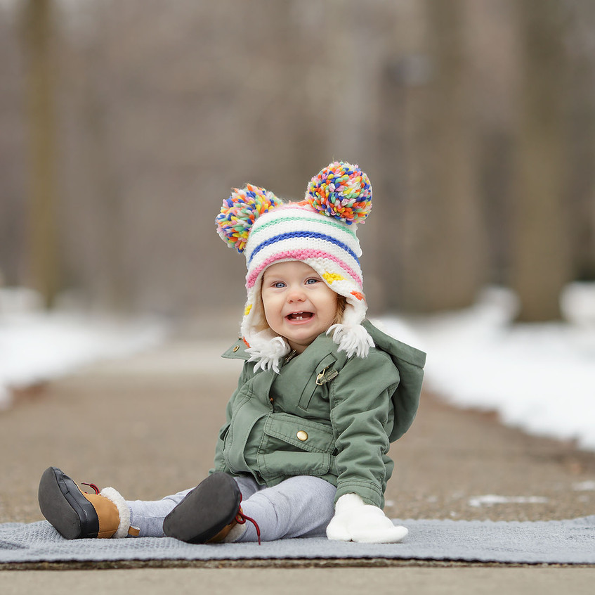 Grosse Pointe Girl in Winter