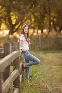 Milford High School Senior Photography