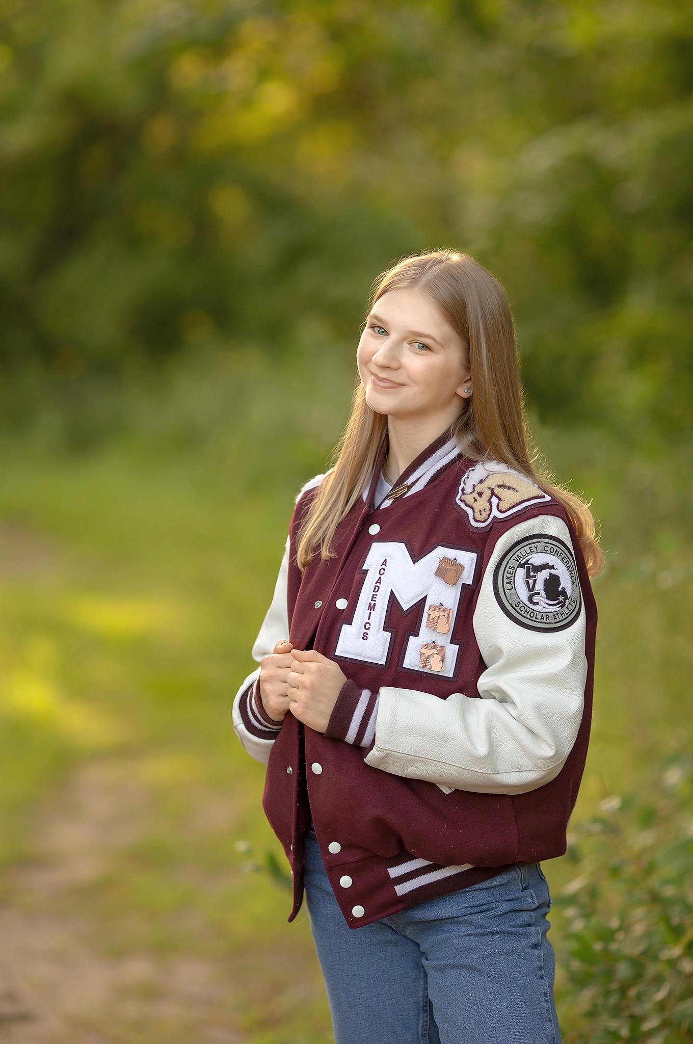 Metro Detroit High School Senior Photography