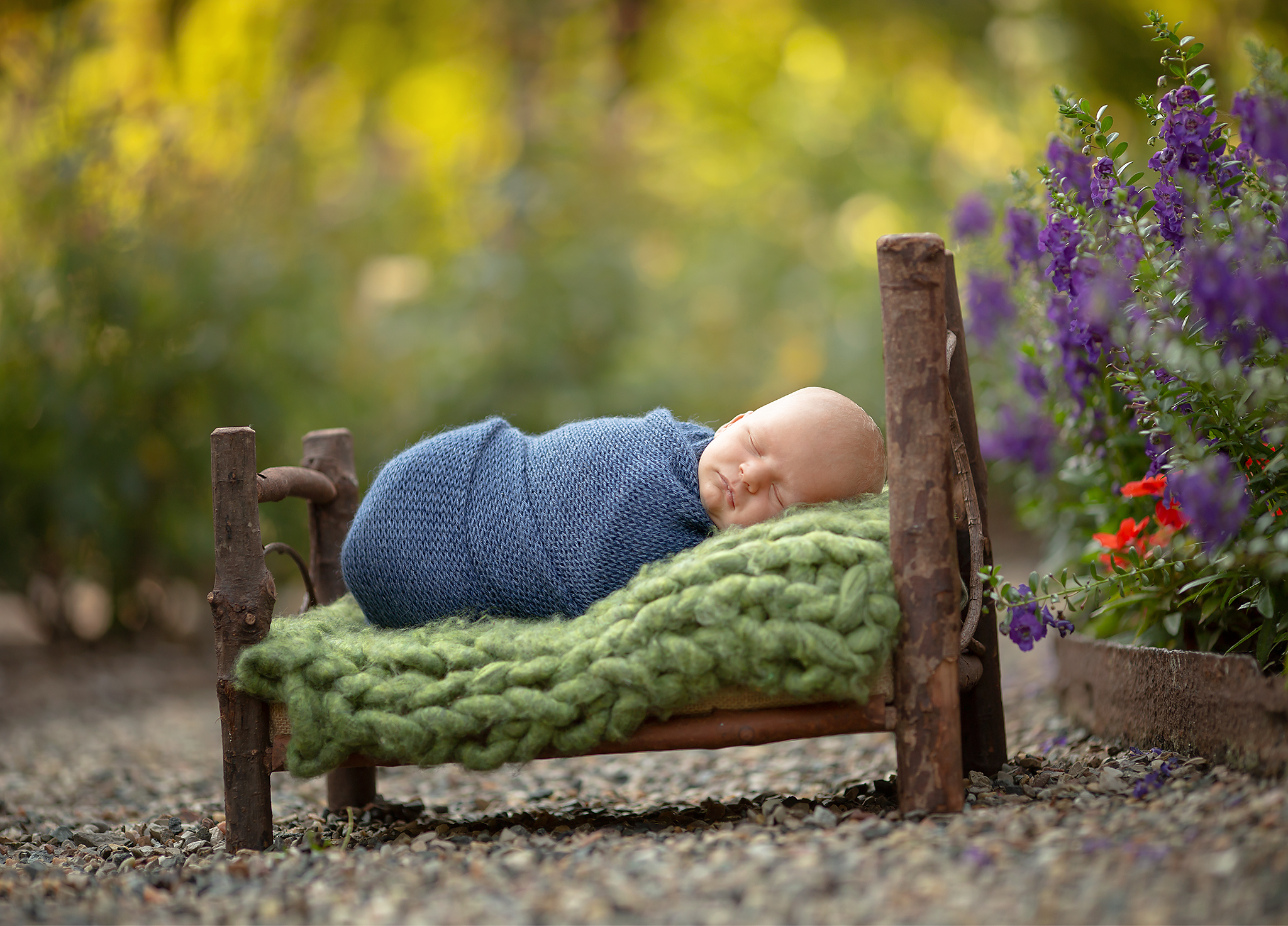 Grosse Pointe Newborn Photography
