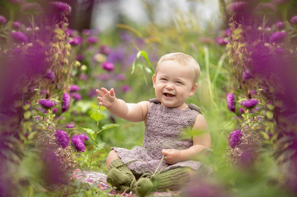 Metro Detroit Baby Photographer