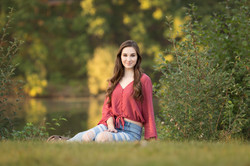 Grosse Pointe High School Senior Photographer