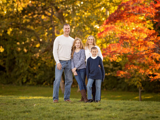 Metro Detroit Family Photographer - Patterson Park