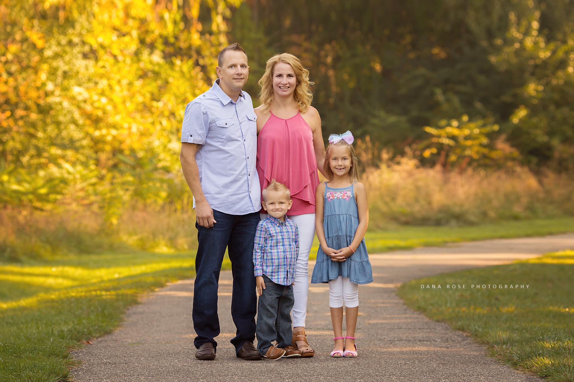 Dana Rose Photography Family