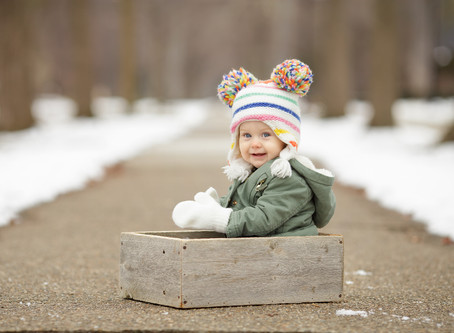 Why You Should Have a Winter Photo Session, & Some Tips to Surviving it