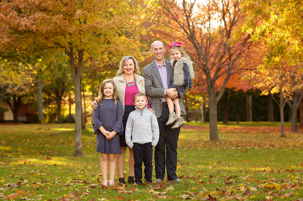 Grosse Pointe Family Photographer
