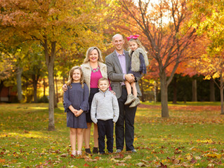 The Brown Family | Grosse Pointe Family Photographer