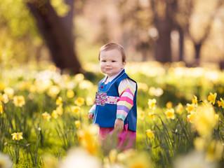 Parker and his hanbok | Birmingham, MI Baby Photographer