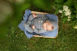 3 month Baby Sleeping