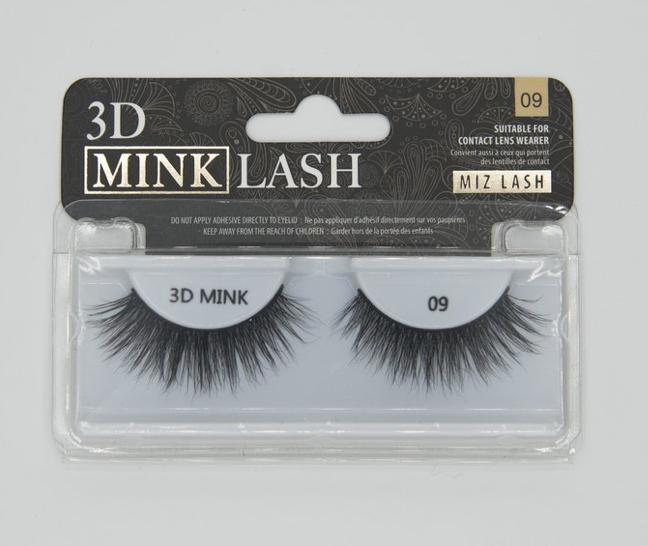 3D Mink Lash #09