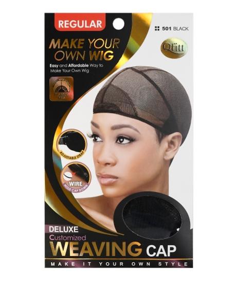 QFitt  501 Deluxe Customized Weaving Cap