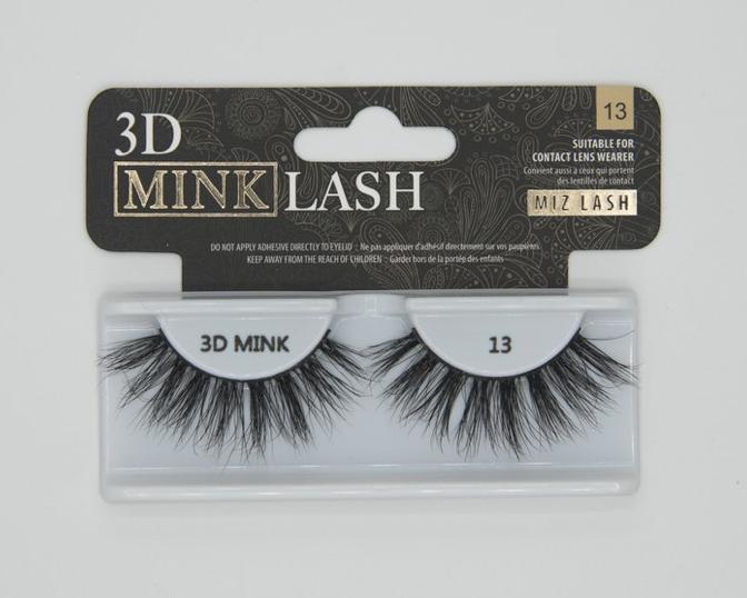 3D Mink Lash #13