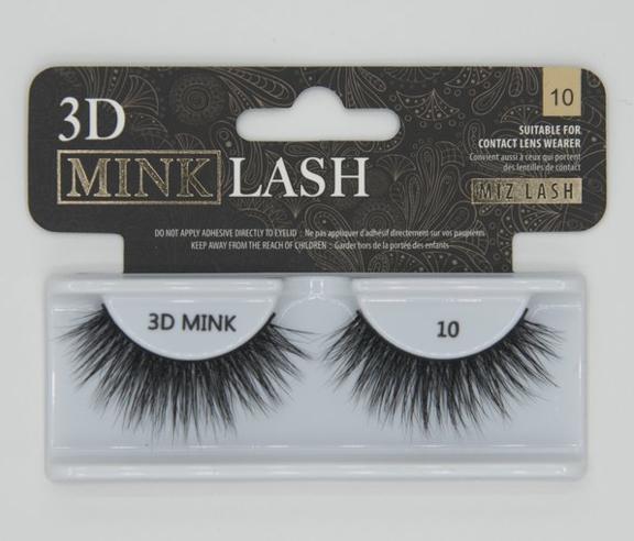 3D Mink Lash #10