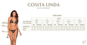 Cosita Linda Size Guide