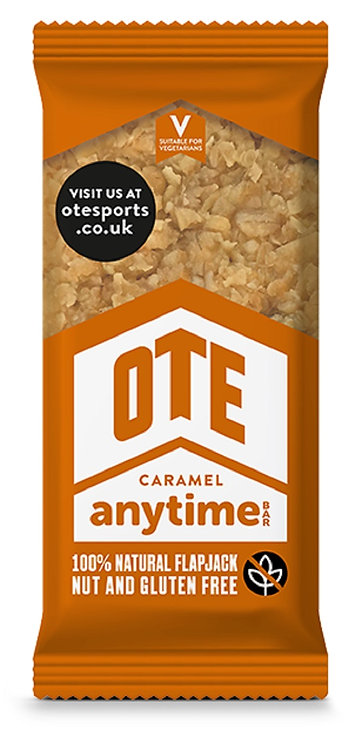 16 x OTE Anytime Bar - Caramel