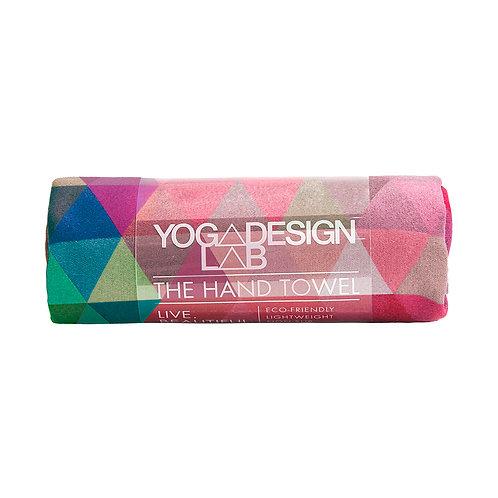 Yoga Hand Towel - Tribeca Sand
