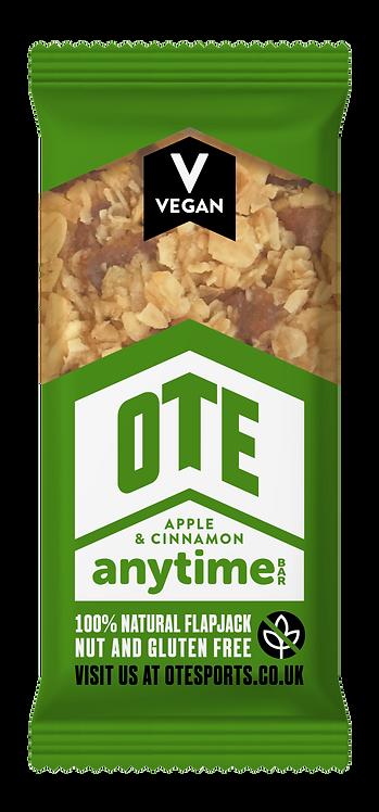 6 x OTE Anytime Bar - Apple & Cinnamon