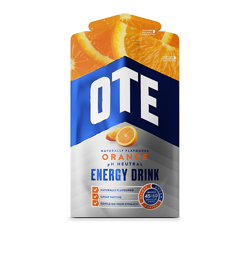 14 x OTE Energy Drink - Orange