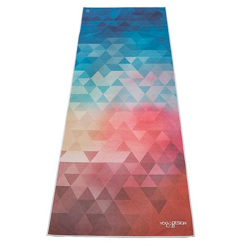 Yoga Mat Towel - Tribeca Love