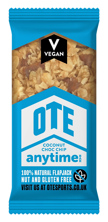 6 x OTE Anytime Bar - Coconut Choc Chip