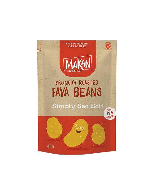 Fava Beans - Simply Sea Salt