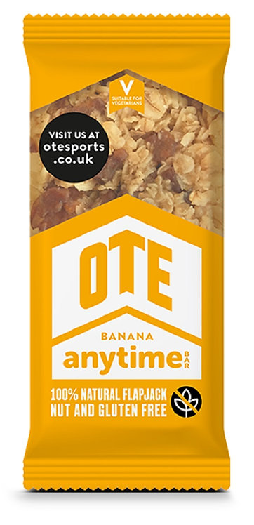 16 x OTE Anytime Bar - Banana