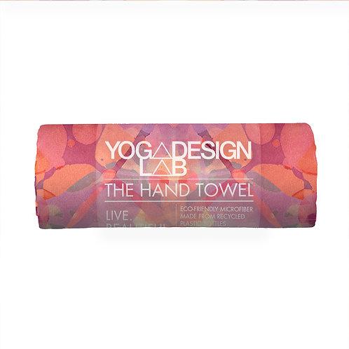 Yoga Hand Towel - Kaleidoscope