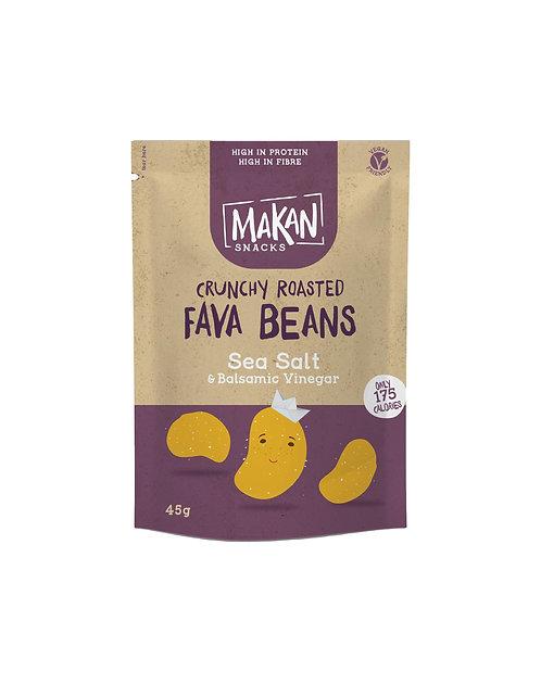 Fava Beans - Sea Salt & Balsamic