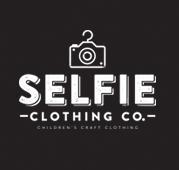 selfie clothing logo