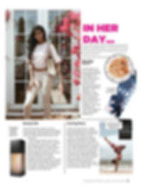 InnerBloom feature in Women's Health Middle East