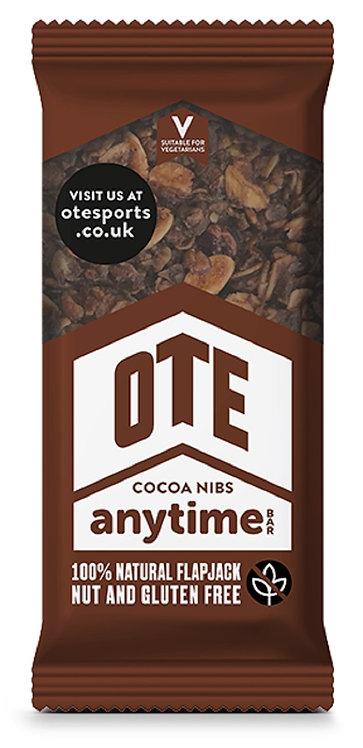 6 x OTE Anytime Bar - Cocoa Nibs