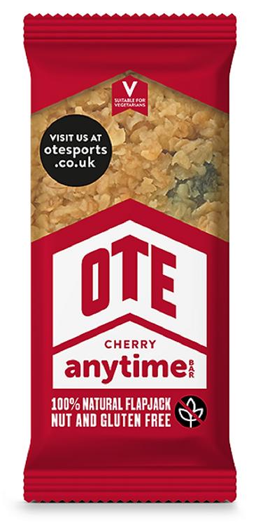 16 x OTE Anytime Bar - Cherry