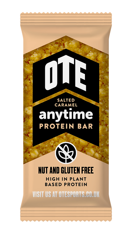 16 x OTE Anytime Protein Bar - Salted Caramel