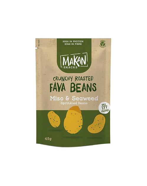 Fava Beans - Miso & Seaweed