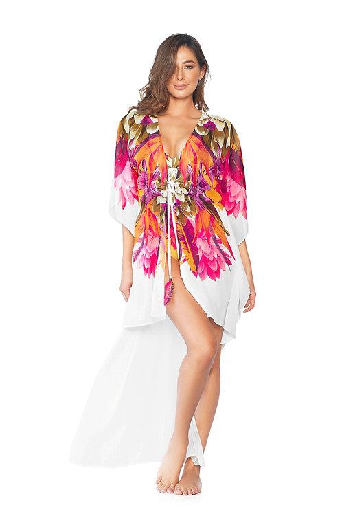 Heliconia Kimono