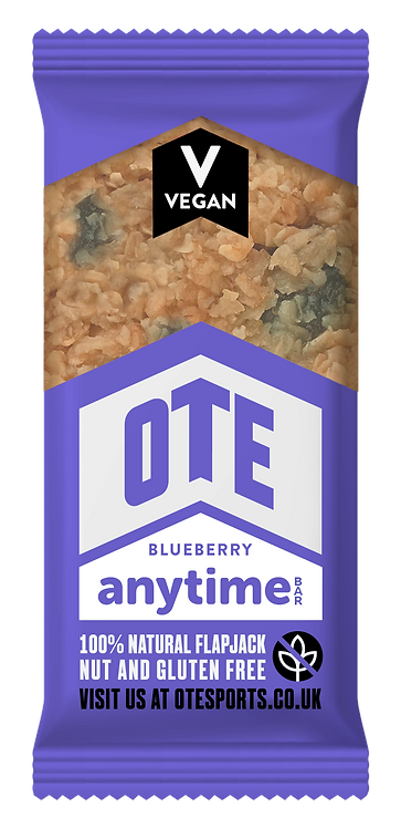 6 x OTE Anytime Bar - Blueberry