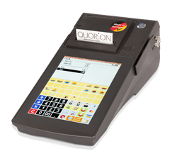 ALL IN ONE QTouch-8 con Impresor