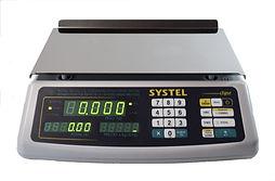 Balanzas electrónicas systel