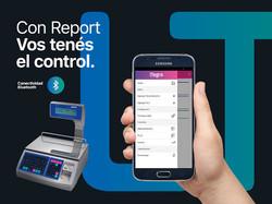 BALANZA KRETZ REPORT LT