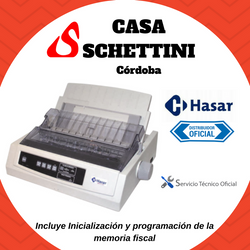 IMPRESORA FISCAL HASAR 340F