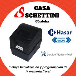 Impresora Fiscal Hasar SMH/ PT 1000F