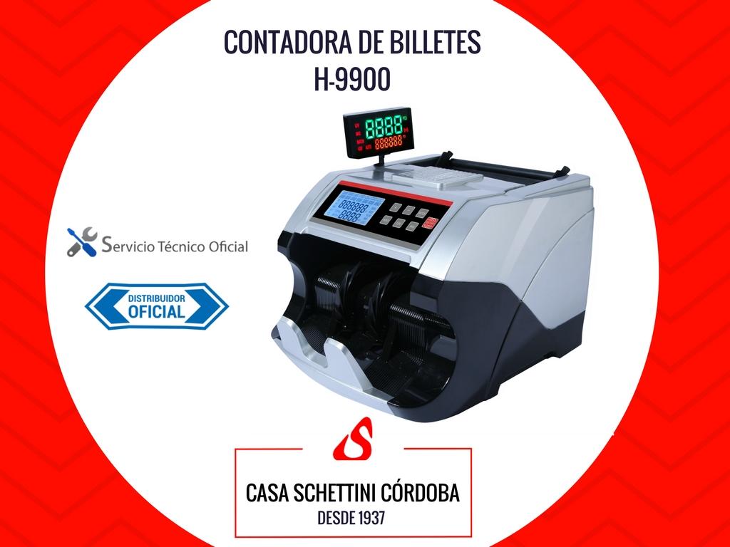 CONTADORA DE BILLETES H9900