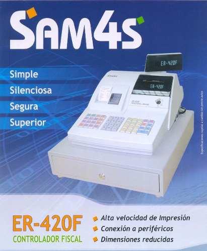 Registradora Fiscal Samsung ER420F