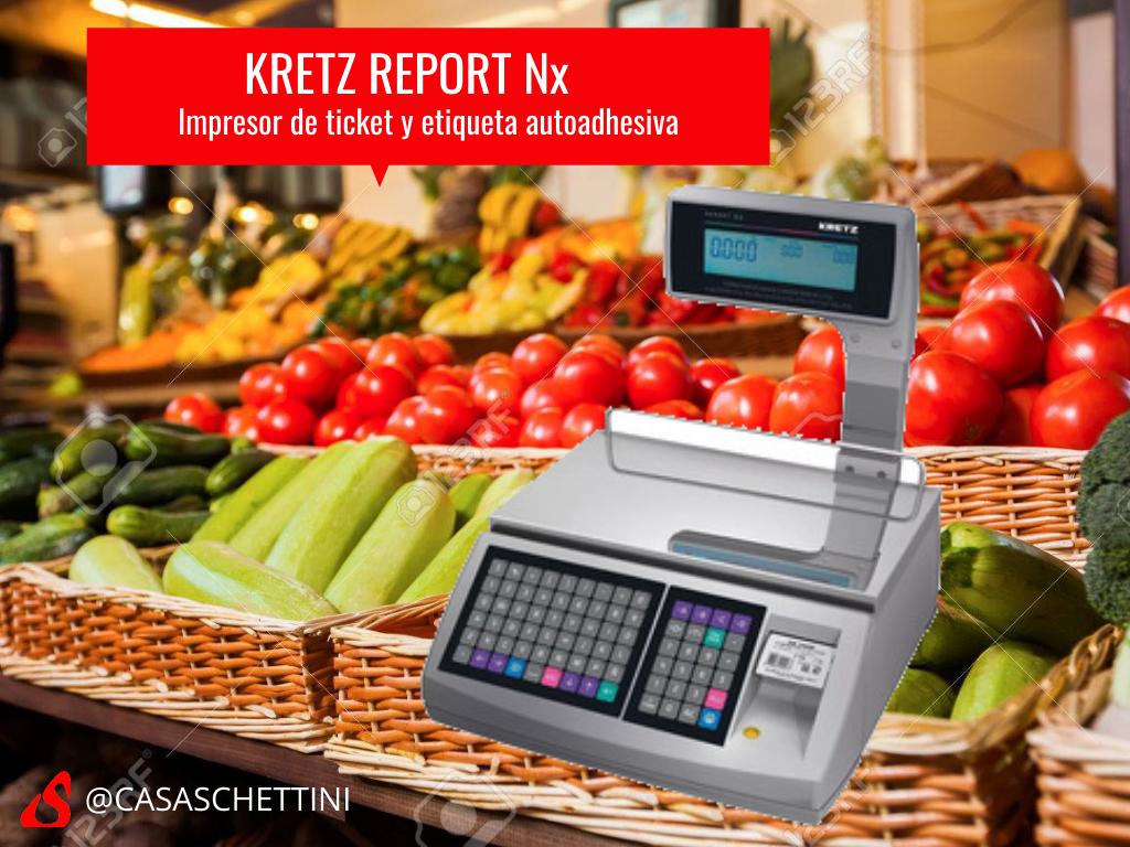 BALANZA KRETZ REPORT NX
