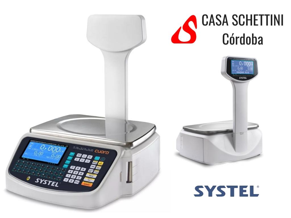 BALANZA SYSTEL CUORA ST - SOLO TICKET