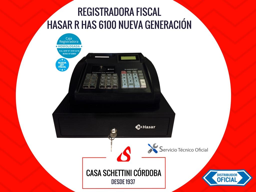 HASAR 6100 NUEVA GENERACION