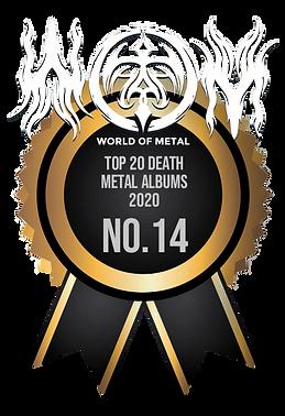 World Of Metal Award