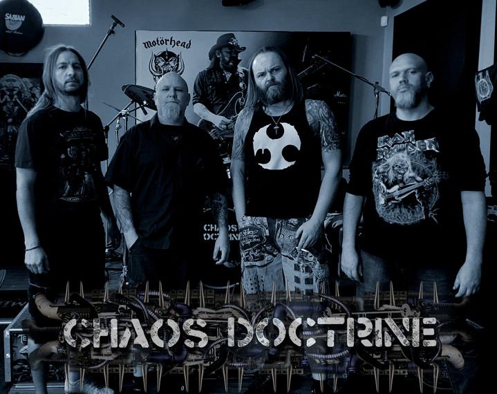 Chaos Doctrine Photo by Amanda Kuhrau