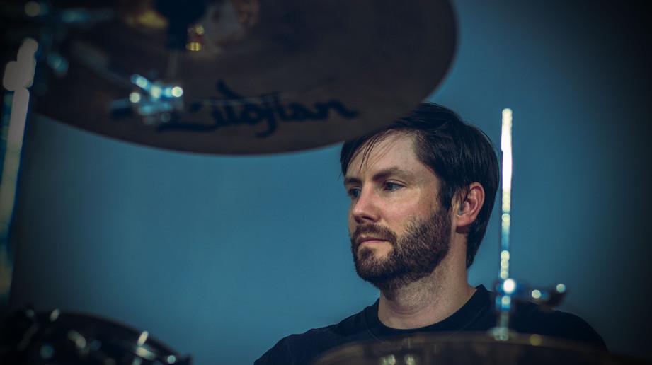Gareth Lloyd (Drums)