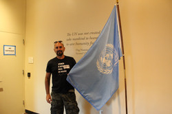Tuccio flag UN